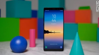 samsung note 8 phone