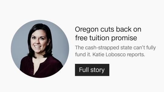 Oregon free tuition