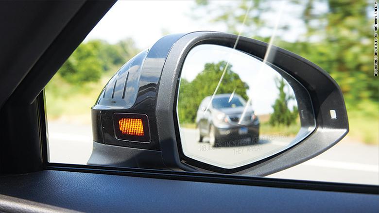 audi blind spot warning