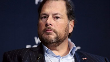 Salesforce CEO bemoans 'horrors of the last week'