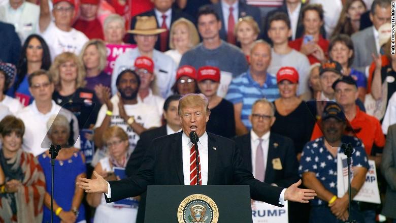 Trump: We'll probably end up killing NAFTA