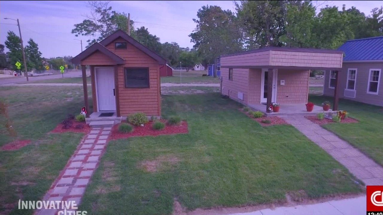 detroit makes housing affordable with tiny homes video