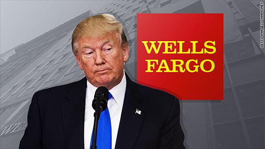 Wells Fargo scandals are sabotaging Trump's deregulation push