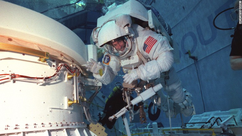 Want a job as a NASA astronaut? Read this