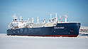 Tanker becomes first to cross Arctic without icebreaker