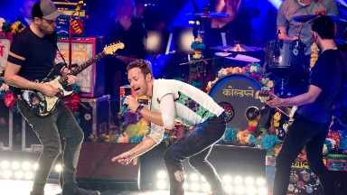 Coldplay cancels Houston concert due to Hurricane Harvey