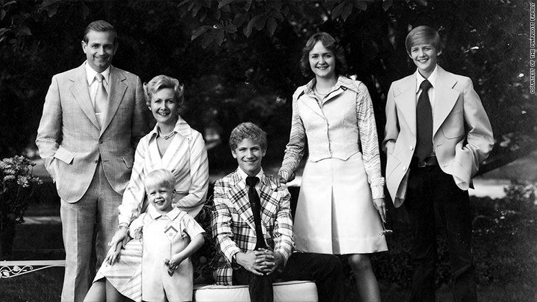 boss files marriot family 1978