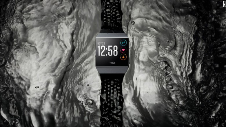 Fitbit Ionic waterproof