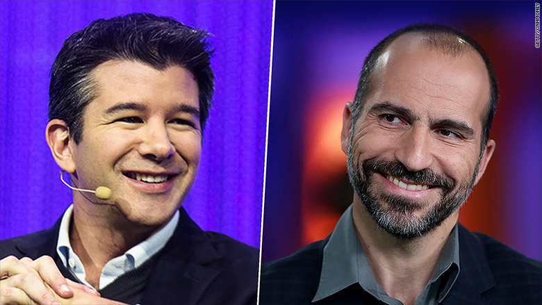 Uber's new CEO will have to deal with Uber's old CEO
