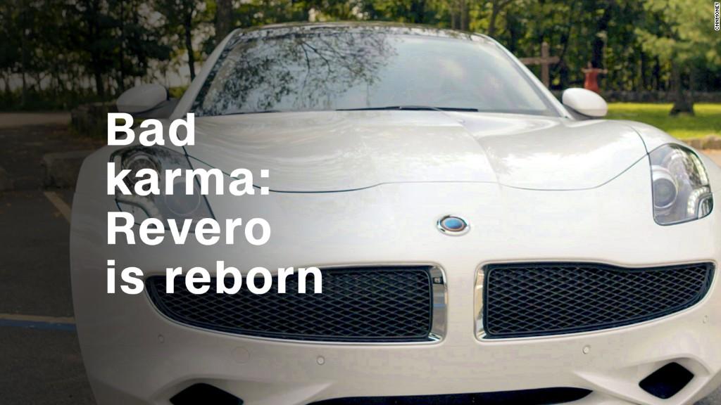 Bad Karma: Revero inherits flaws of past life