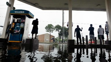 Gas prices: The Harvey news is getting worse