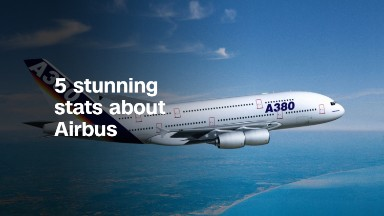 5 stunning stats about Airbus