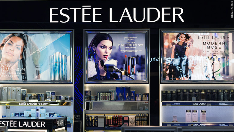 U.S. sues Estée Lauder for allegedly discriminating against new dads