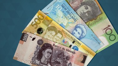A history of women on world currency