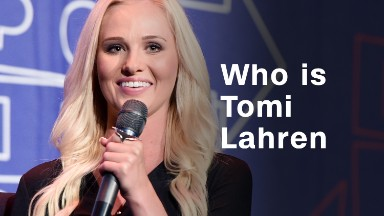 Who is Tomi Lahren?