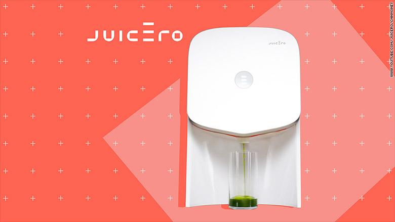 juicero product shot logo