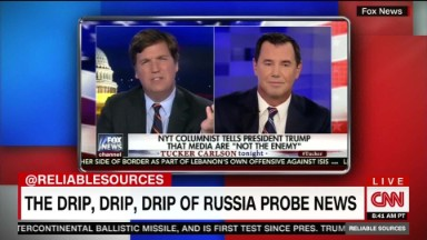 Right-wing media in denial about Russia probe?