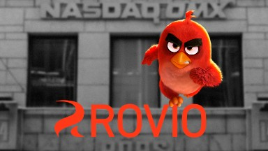 Here comes the Angry Birds IPO
