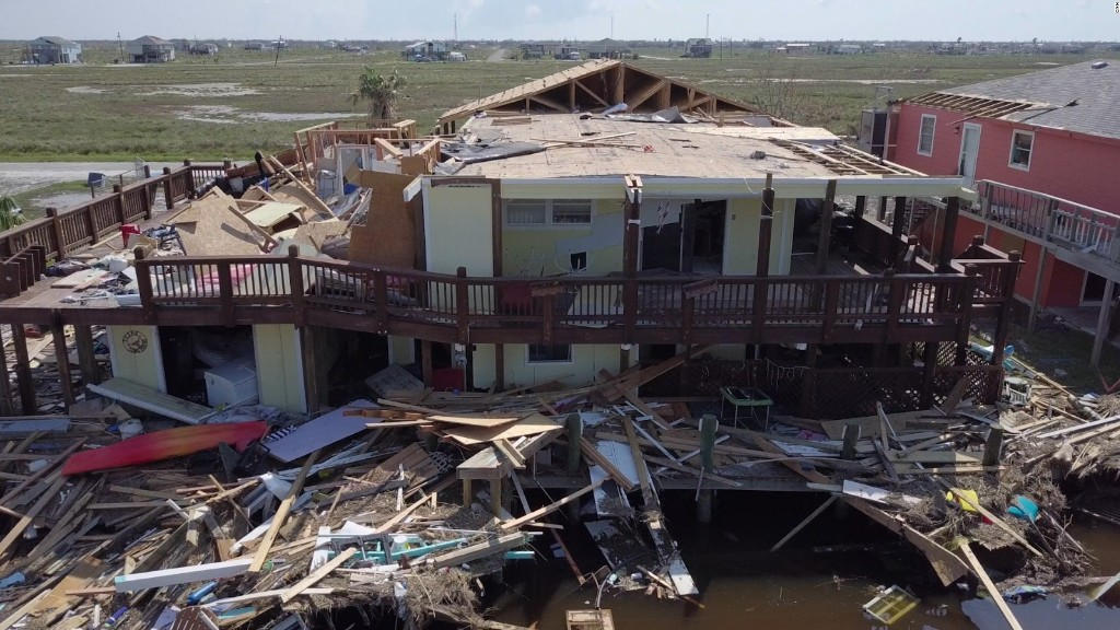 What Hurricane Harvey left behind