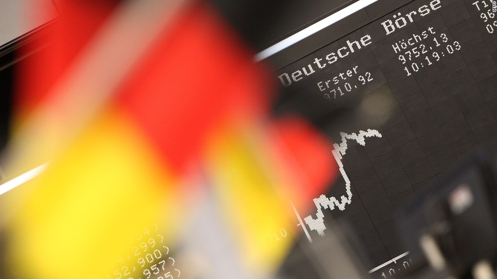 The German economy - in 60 seconds