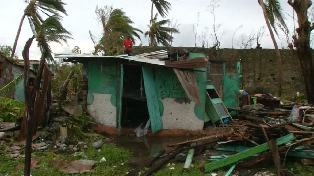The fiercest Atlantic hurricanes