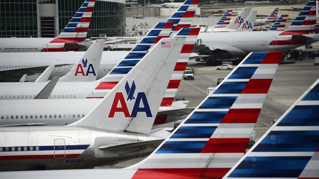 NAACP warns black passengers about American Airlines