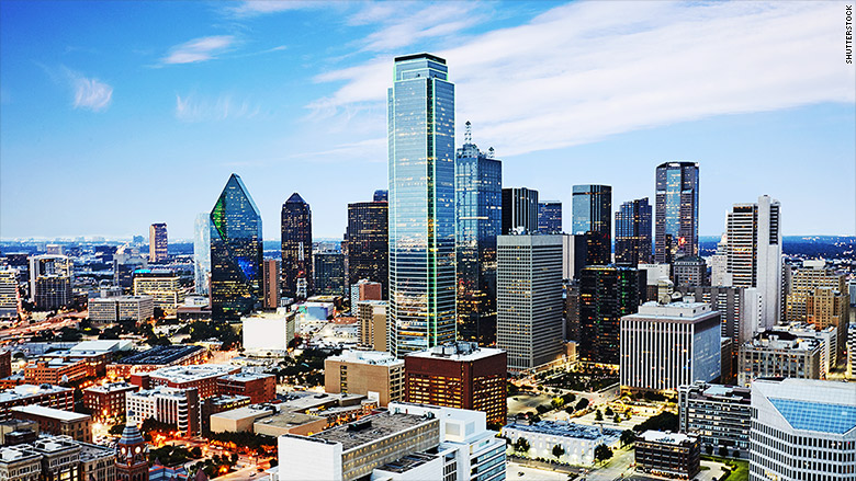 amazon hq2 cities dallas