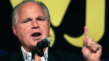 Rush Limbaugh evacuates Florida home after floating unfounded theories about Hurricane Irma