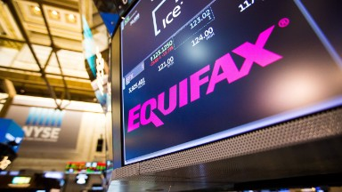 Equifax Twitter account to followers: 'Happy Friday!'