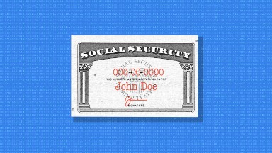Why are we still using Social Security numbers as ID?