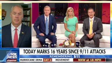 Fox host compares 9/11 memorial to Confederate monuments