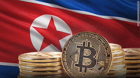N. Korea may be making a fortune from bitcoin