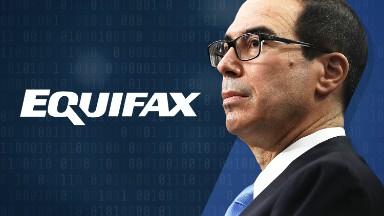 Mnuchin calls massive Equifax breach 'quite unfortunate'