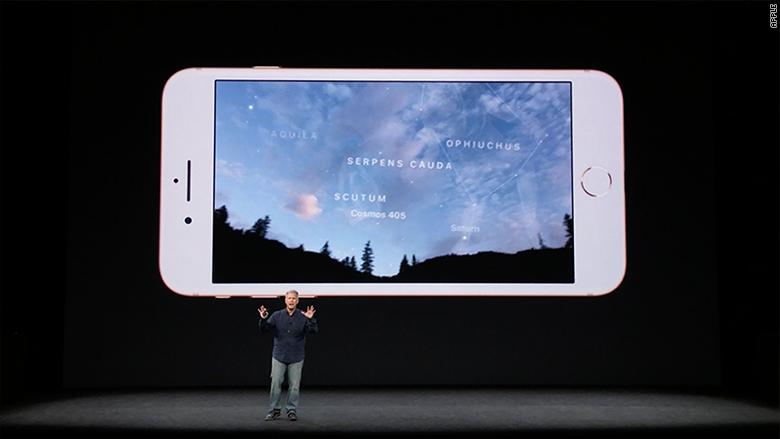 apple event iphone 8 ar