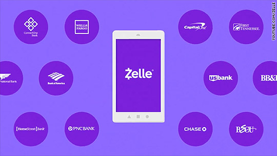 Move over Venmo. Meet Zelle, the latest mobile payment app