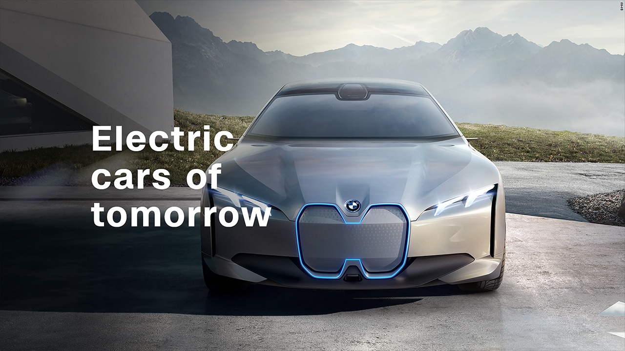 Electric cars of tomorrow - Video - Business News