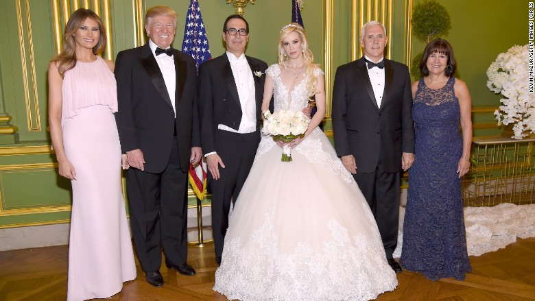 steven mnuchin louise linton wedding