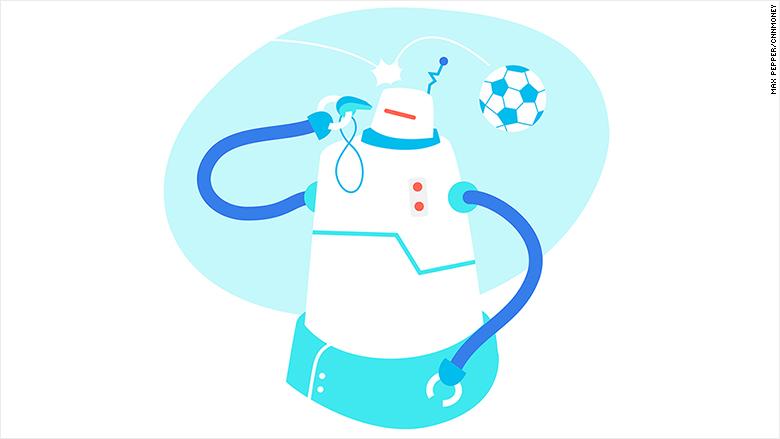 vulnerable robot jobs coach