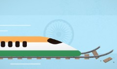 India's $17 billion bullet train: Leap forward or waste of money?