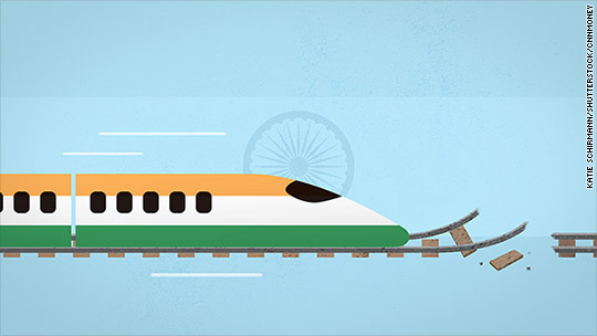 Bullet train: Leap forward or waste of $17 billion?