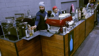 Indie fave Blue Bottle Coffee gets snapped up by Nestlé