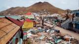 Irma's destructive path through the Caribbean