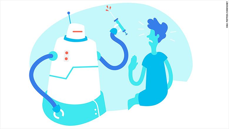 vulnerable robot jobs doctor