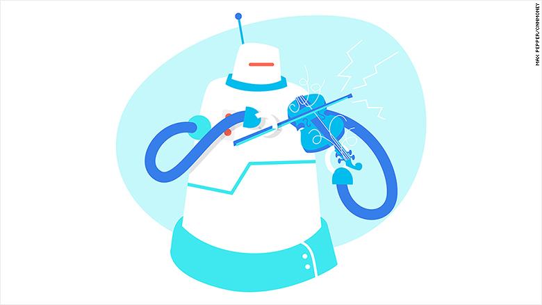 vulnerable robot jobs musician