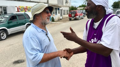 Robert De Niro: We have a 'responsibility' to rebuild Barbuda