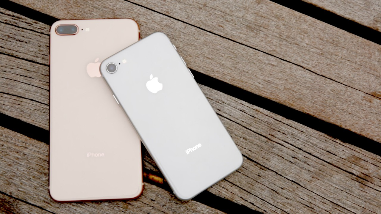 Apples IPhone 8 And Plus Bring Wireless Charging New Photo Effects