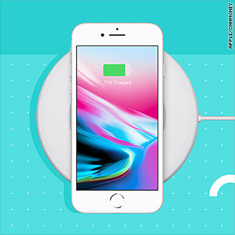 The Biggest IPhone 8 Change Is Addition Of Wireless Charging Which Lets You Rest An On A Special Surface To Recharge It