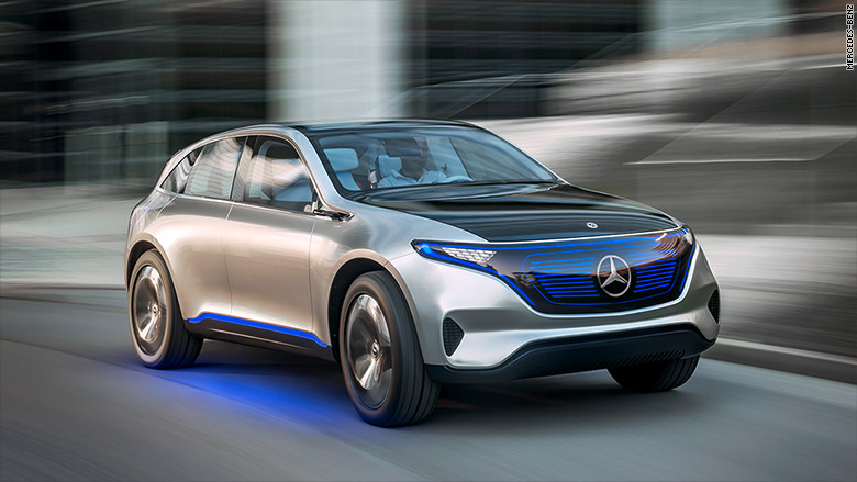 Mercedes is spending $1 billion to go electric in Alabama