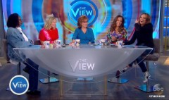 The revolving co-hosts of 'The View'