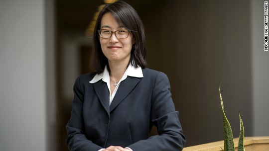 Ellen Pao: I turned down millions to tell my story